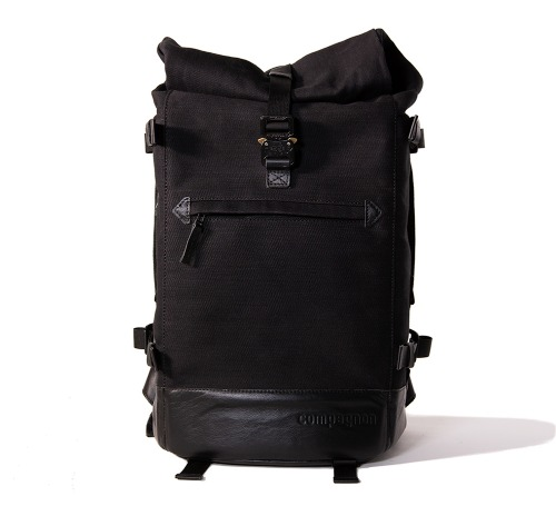 compagnon the backpack 2.0 (Black)