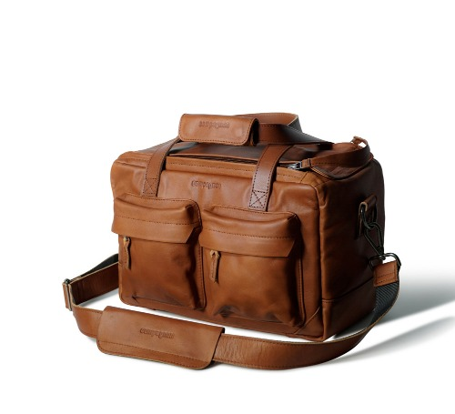 compagnon the little weekender (Light Brown)